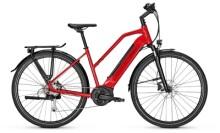 e-Trekkingbike Raleigh KENT 9 Trapez red