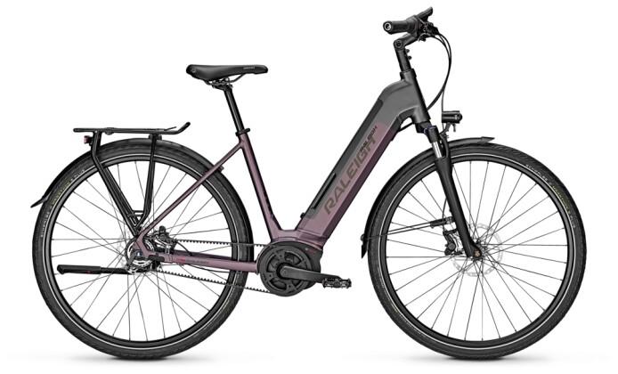 e-Citybike Raleigh KENT PREMIUM Wave purple 2021