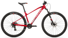 Mountainbike Rockmachine MANHATTAN 70-29 red