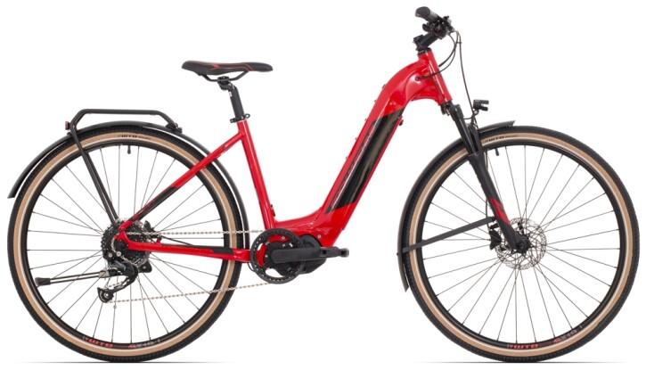 e-Mountainbike Rockmachine CROSSRIDE INT e400 TOURING 2021