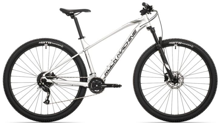 Mountainbike Rockmachine MANHATTAN 90-29 silver 2021