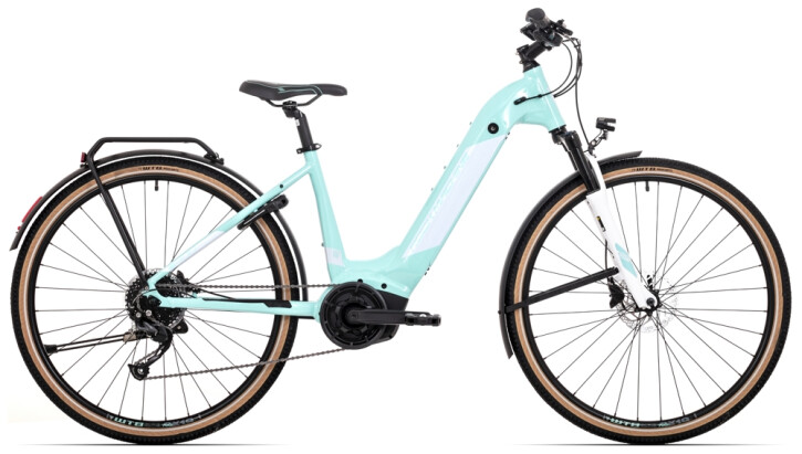 e-Mountainbike Rockmachine CROSSRIDE INT e400B LADY TOURING 2021