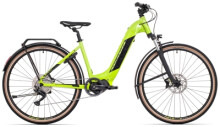 e-Mountainbike Rockmachine CROSSRIDE INT e500 TOURING
