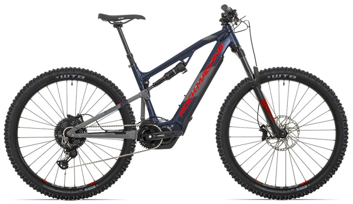 e-Mountainbike Rockmachine BLIZZARD INT e30-29 2021