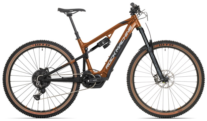 e-Mountainbike Rockmachine BLIZZARD INT e50-29 2021