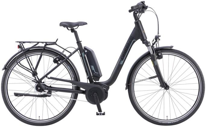 e-Citybike Green's Sussex black matt 2021