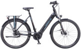e-Citybike Green's Bromley FL black matt