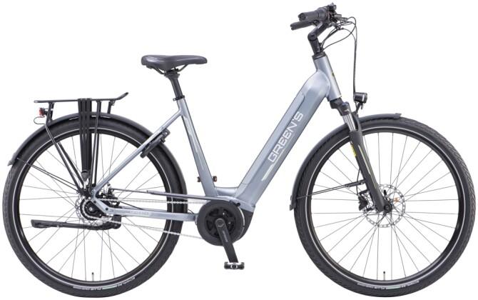 e-Citybike Green's Bromley RT anthracite matt 2021