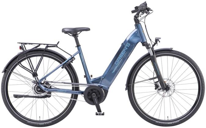 e-Citybike Green's Balmoral teal 2021