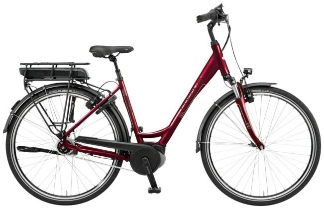 e-Citybike Green's Bristol dark red 2021