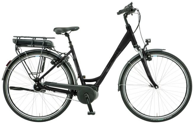 e-Citybike Green's Bristol black matt 2021