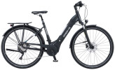 e-Trekkingbike Green's Dorset black matt