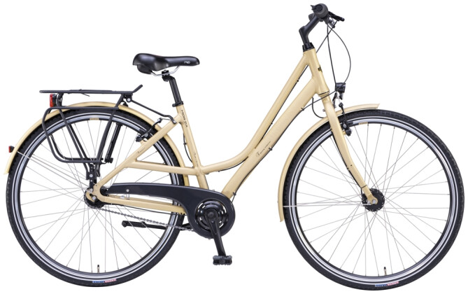 Citybike Green's Halifax sandgold matt 2021
