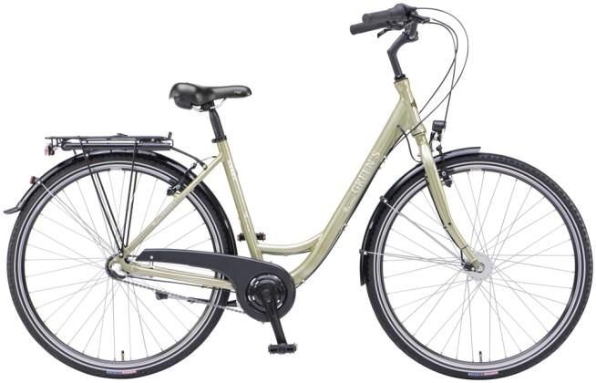 Citybike Green's Essex light green 2021