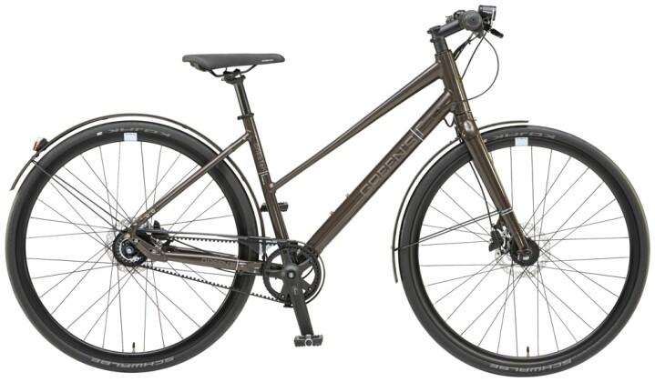 Trekkingbike Green's Chester Plus cedar brown 2021