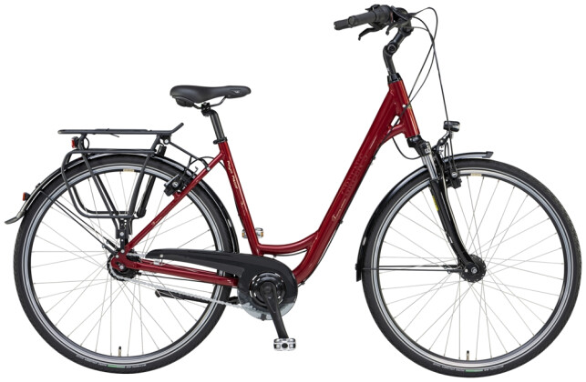 Trekkingbike Green's Royal Ascot queens red 2021