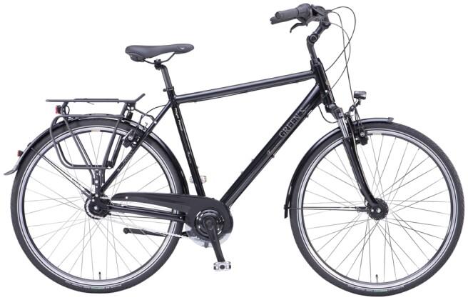 Trekkingbike Green's Royal Ascot black 2021