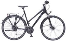 Trekkingbike Green's Blackness black