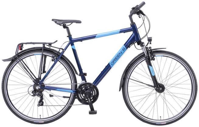 Trekkingbike Green's Dundee kingsblue 2021