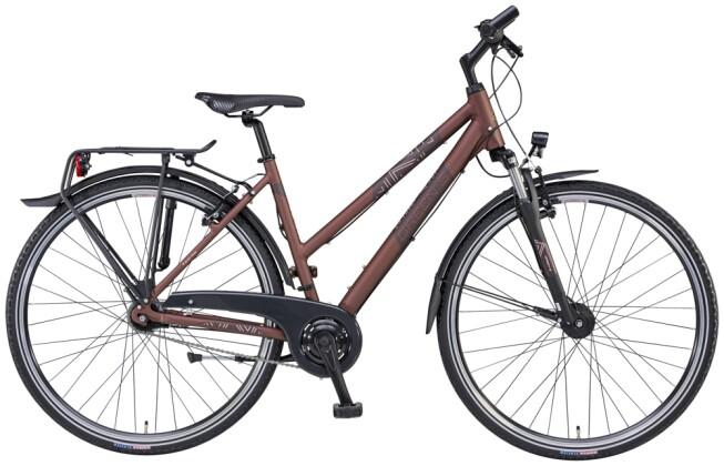 Trekkingbike Green's Dundee dusty rose matt 2021