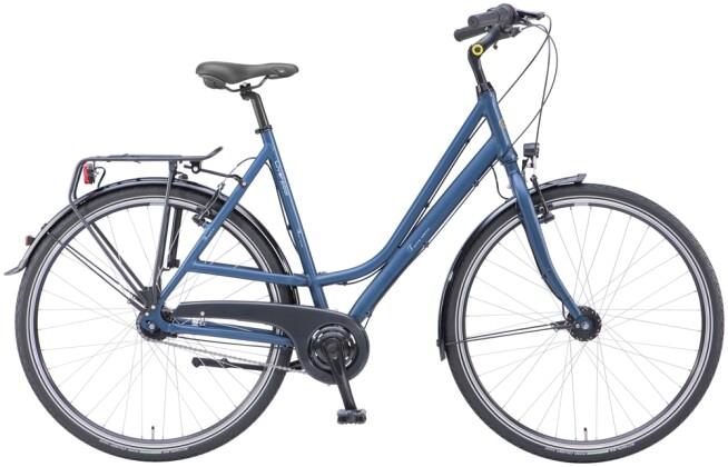 Trekkingbike Green's Liverpool blue matt 2021