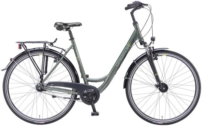 Trekkingbike Green's Chelsea dark green 2021