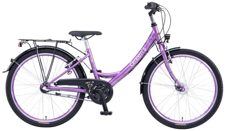 Kinder / Jugend Green's Lilli 24 Zoll purple 2021
