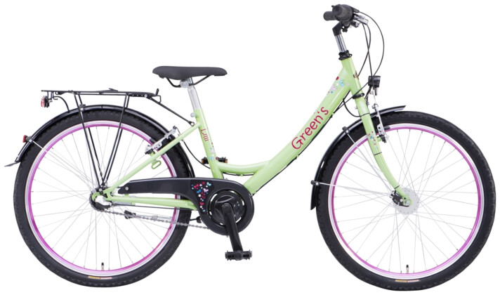 Kinder / Jugend Green's Lilli 24 Zoll soft green 2021
