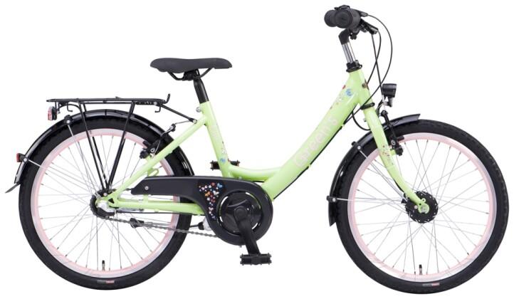 Kinder / Jugend Green's Lilli 20 Zoll light green 2021