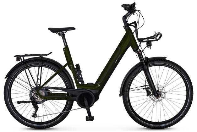 e-SUV e-bike manufaktur 13ZEHN Cross Wave 2021