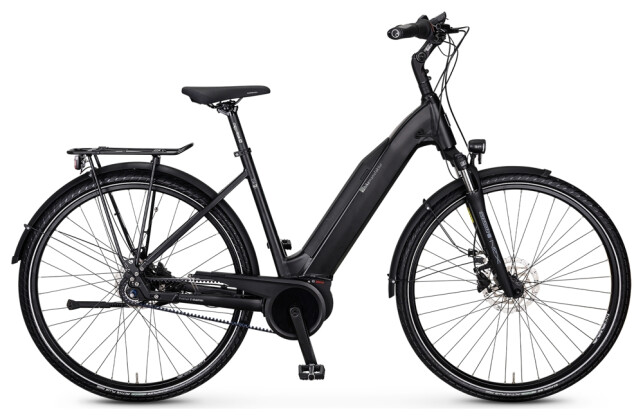 e-Citybike e-bike manufaktur DR3I Gates 2021