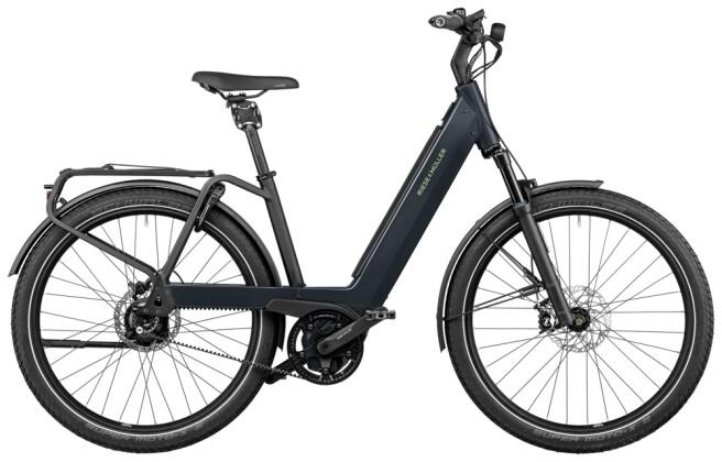 e-Trekkingbike Riese und Müller Nevo3 GT rohloff 625 Wh 2021