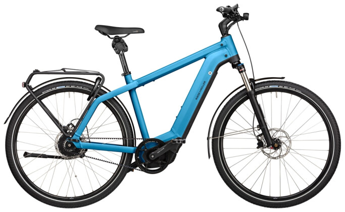 e-Trekkingbike Riese und Müller Charger3 vario 625 Wh 2021