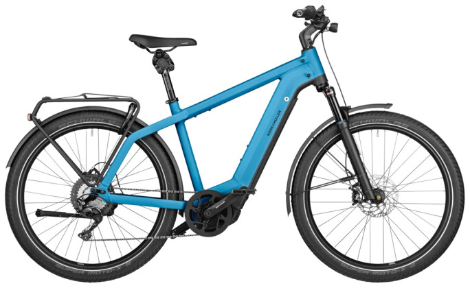 e-Trekkingbike Riese und Müller Charger3 GT touring 500 Wh 2021