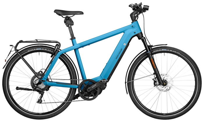 e-Trekkingbike Riese und Müller Charger3 touring HS 500 Wh 2021