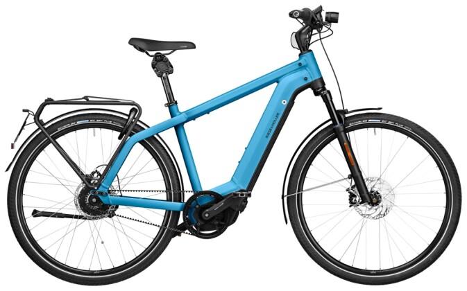 e-Trekkingbike Riese und Müller Charger3 vario HS 500 Wh 2021