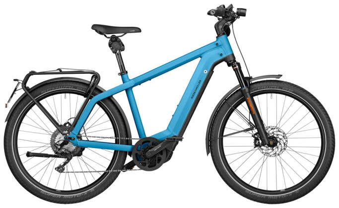 e-Trekkingbike Riese und Müller Charger3 GT touring HS 500 Wh 2021
