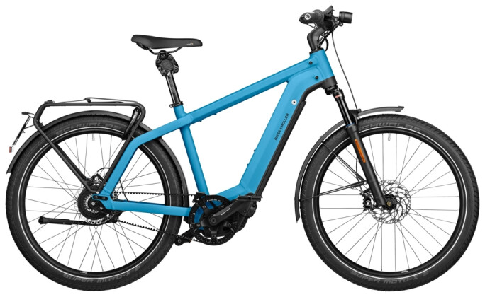 e-Trekkingbike Riese und Müller Charger3 GT vario HS 500 Wh 2021