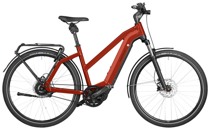 e-Trekkingbike Riese und Müller Charger3 Mixte vario 625 Wh 2021