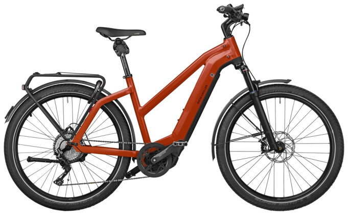 e-Trekkingbike Riese und Müller Charger3 Mixte GT touring 625 Wh 2021