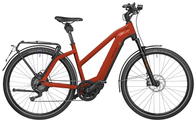 e-Trekkingbike Riese und Müller Charger3 Mixte touring HS 500 Wh 2021