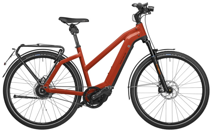 e-Trekkingbike Riese und Müller Charger3 Mixte vario HS DualBattery 1125 2021