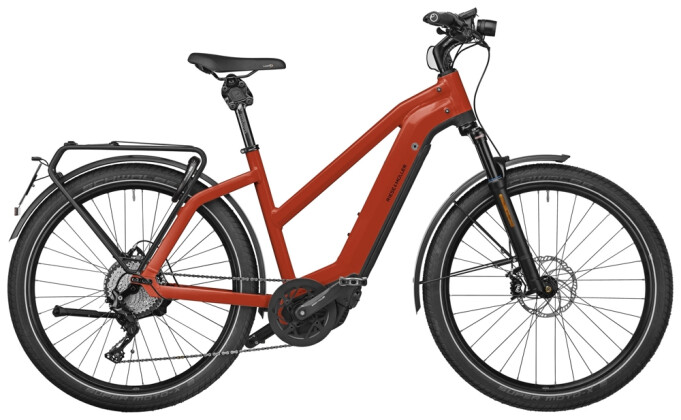 e-Trekkingbike Riese und Müller Charger3 Mixte GT touring HS 500 Wh 2021