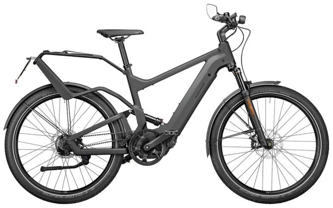 e-Trekkingbike Riese und Müller Delite GT rohloff HS 500 Wh 2021