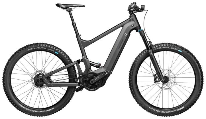 e-Mountainbike Riese und Müller Delite mountain rohloff 625 Wh 2021