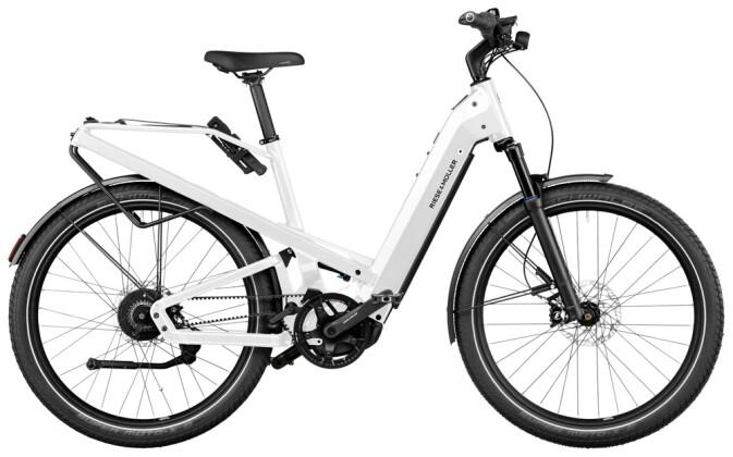 e-Trekkingbike Riese und Müller Homage GT vario DualBattery 1250 2021