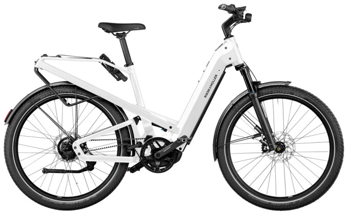 e-Trekkingbike Riese und Müller Homage GT rohloff DualBattery 1250 2021