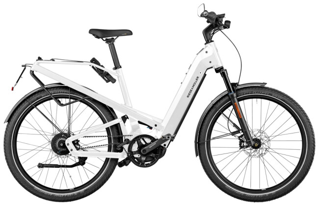 e-Trekkingbike Riese und Müller Homage GT vario HS DualBattery 1250 2021