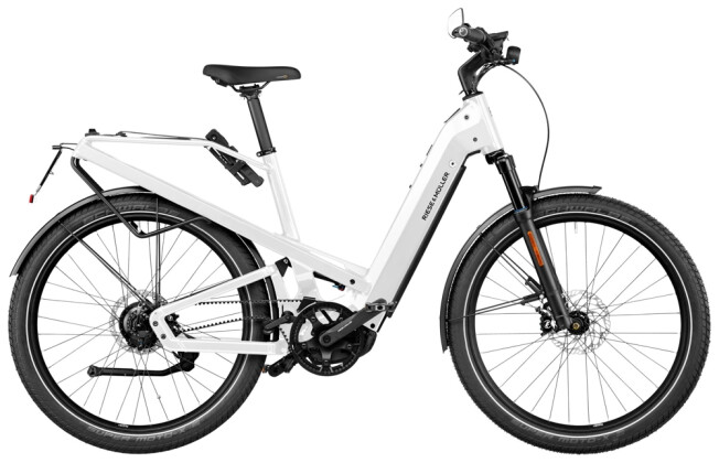 e-Trekkingbike Riese und Müller Homage GT rohloff HS DualBattery 1250 2021