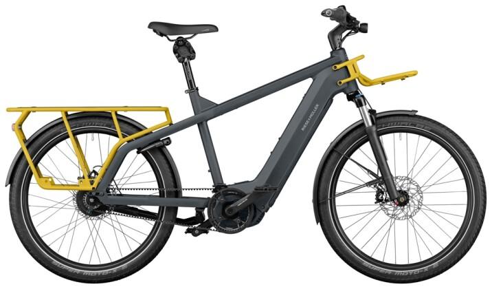 e-Trekkingbike Riese und Müller Multicharger GT vario 625 Wh 2021